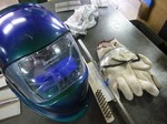 JIS溶接技能者評価試験受験コースを受講します。