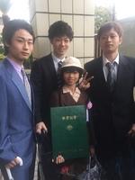 祝☆卒業式