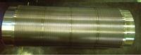 エンジンベンチに最適な振動吸収用「3層ベローズ」