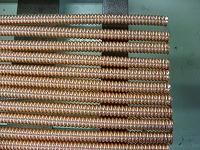 唯一の銅製フレキシブルチューブ