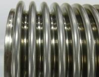 3層ベローズ(板厚0.1mm~0.5mm)希望の内径で製作可能