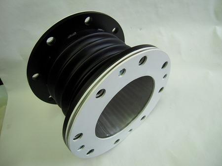SUS内筒付 非金属製伸縮管(ジャバラ)