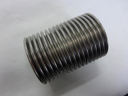チタン(TB340)成型ベローズ