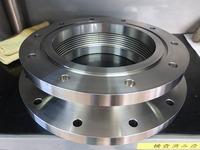 塩素ガスの配管で使われるハステロイC-22製 多層ベローズ伸縮管