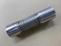 内筒式多層ベローズ伸縮管のベローズ内径が19,5mm