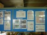 火災警報機・消火器の配置図