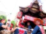 来週28日(土)は都島区のだんじりパレードです。