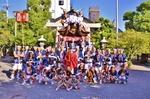都島区民祭り 第五回都島だんじりパレードが行われました。