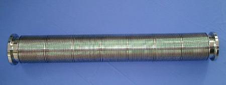 多機能濾過装置のシャフトシール用ベローズ