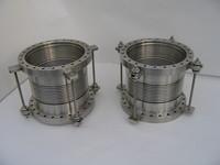 理化学研究所に納入した加速器用ベローズ