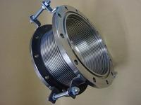 熱膨張吸収用ベローズ伸縮管