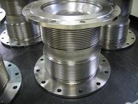 排ガス用ユニバーサル式ベローズ伸縮管