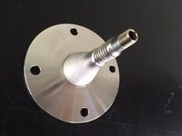 真空機器に使われる配管部品